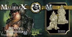 Malifaux Benny Walcomb - Outcasts - M2E