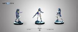 Infinity Asuras Hacker - ALEPH