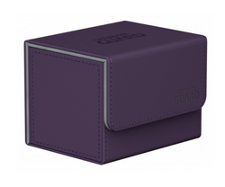 Ultimate Guard - Deck Box - Sidewinder XenoSkin Purple - 100+