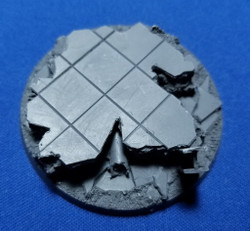 Elriks City Ruins Round Bases - 60mm C - Round - 1 pack