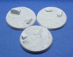 Elriks Egyptian Ruins Round Bases - 50mm - Round - 3 Pack