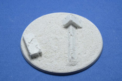 Elriks Egyptian Ruins Round Bases - 100mm - Round - 1 pack