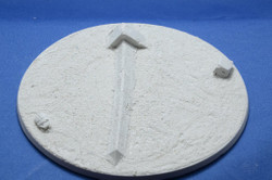 Elriks Egyptian Ruins Round Bases - 160mm - Round - 1 pack