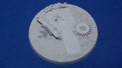 Elriks Industrial Ruins Round Bases - 60mm A - Round - 1 pack