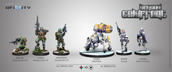 Infinity Beyond Coldfront Expansion - Ariadna & ALEPH