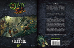 The Other Side - Core Rule Book