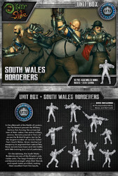 The Other Side - King's Empire South Wales Borderers