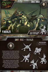The Other Side - Gibbering Hordes - Yarazi