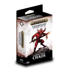 Warhammer Age of Sigmar Champions TCG - CHAOS Campaign Deck