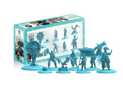 Guild Ball Navigator's Guild - Tales of the New World - Team Pack