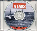 Naval Aviation News 1968 - 1971 48 Issues on CD