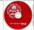USS Brinkley Bass DD 887 1954 Cruise Book on CD RARE
