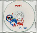 USS Canberra CAG 2 1960 World Cruise Book on CD RARE