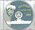 USS Boxer CVA 21 1954 CRUISE BOOK CD RARE