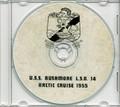 USS Rushmore LSD 14 1955 Cruise Book CD