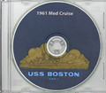 USS Boston CAG 1 1960 - 1961 CRUISE BOOK  CD RARE Navy