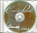 USS Rochester CA 124 1954 CRUISE BOOK CD