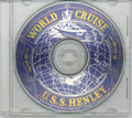 USS Henley DD 762 1953 54 World Cruise Book on CD RARE