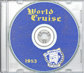 USS Irwin DD 794 1953 World Cruise Book on CD RARE