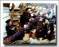 US Navy Canvas Print Old Salts Late 1800's 2D