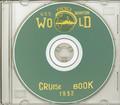USS Barton DD 722 1952 World  Cruise Book on CD RARE