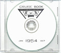 USS Coolbaugh DE 217 1954 CRUISE BOOK CD  RARE US Navy
