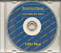 USS Coral Sea CVB 43 1950 1951 Med Cruise Book CD