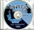 USS Rendova CVE 114 1953 CRUISE BOOK Log on CD