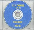 USS Timbalier AVP 54 1952 - 1954 CRUISE BOOK CD US Navy