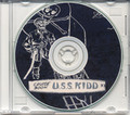 USS Kidd DD 661 CRUISE BOOK Log Korea 1953 CD