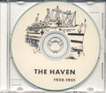 USS Haven AH 12 CRUISE BOOK Log Korea 1950 - 51 CD