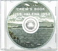 USS Helena CA 75 1952 CRUSE BOOK CD  RARE US Navy