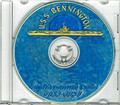 USS Bennington CVA 20 CRUISE BOOK Log 1953 1954 CD