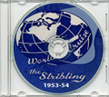 USS Stribling DD 867 1953 - 1954 Cruise Book on CD RARE