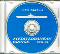 USS Tarawa CV 40 1951 - 1952  CRUISE BOOK CD US Navy