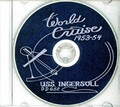 USS Ingersoll DD 652 1953-54 World Cruise Book CD RARE