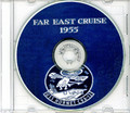 USS Hornet CVA 12 1955 Far East Cruise Book CD RARE