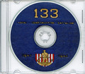 Seabees NCB 133rd Naval Construction Battalion Log WWII CD RARE