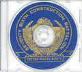 Seabees NCB 76th Naval Construction Battalion Log WWII CD RARE