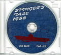 USS Wasp CVA 18 1956 Cruise Book Log Crew Photos Stingers Tale CD