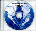 USS McGowan DD 678 1960 Med Cruise Book CD