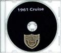USS Dewey DLG 14 1961 Cruise Book CD