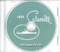 USS Salem CA 139 CRUISE BOOK Log MED 1954 CD