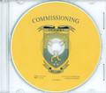 USS Barbey DE 1088 Commissioning Program on CD 1972 Plank Owner