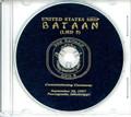 USS Bataan LHD 5 Commissioning Program on CD 1997 Plank Owner