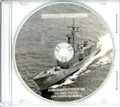 USS Ingraham FFG 61 Commissioning Program on CD 1989 Plank Owner