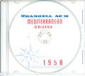 USS Wrangell AE 12 1958 - 1959 Cruise Book CD