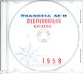 USS Wrangell AE 12 1958 - 1959 Cruise Book CD