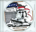 USS Conolly DD 979 Commissioning Program on CD 1978 Plank Owner
