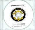 USS Macdonough DLG 8  Commissioning Program on CD 1961